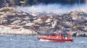 Katastrofa śmigłowca w Norwegii. Zginęli wszyscy na pokładzie