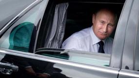 Pancerny Mercedes-Benz Putina na sprzedaż