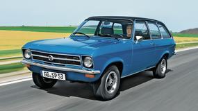 Opel Ascona | Nie tylko na wojaże