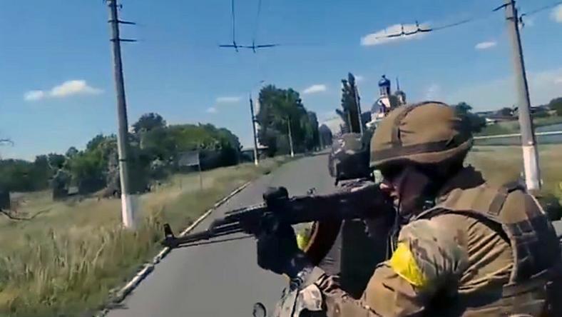 Továbbra is dúl a harc Ukrajnában / Fotó: Youtube