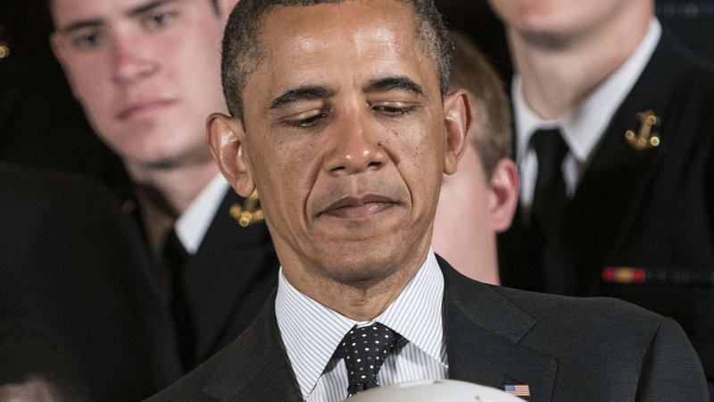 Barack Obama, fot. AFP