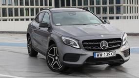 Mercedes GLA 220 4Matic - wygląda lepiej niż jeździ | TEST