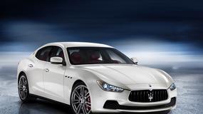 Premiera Maserati Ghibli w Szanghaju