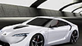 Toyota FT-HS - Sportowiec XXI wieku