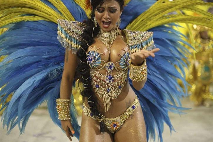 Karnawał w Rio, czyli seks i tańce. ZDJĘCIA