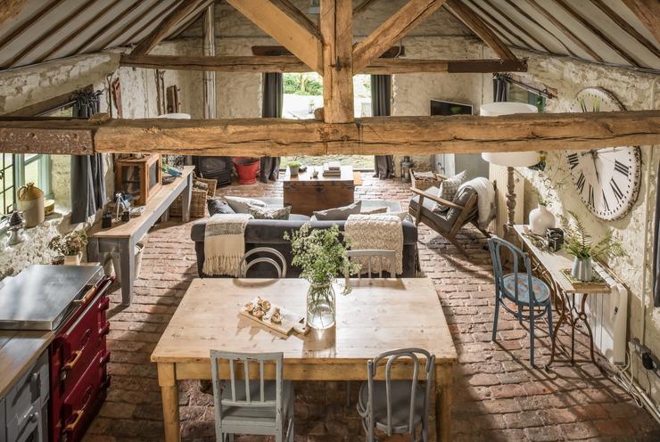 Az angol vidéken található ház sokaknak a tökéletes otthon /Fotó: Northfoto