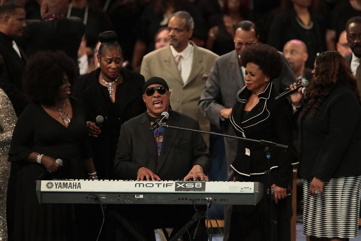 Stevie Wonder /Fotó: GettyImages