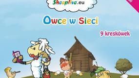 Owce w Sieci - kreskówki poświęcone bezpieczeństwu młodych internautów
