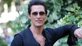 Matthew McConaughey cały w czerni