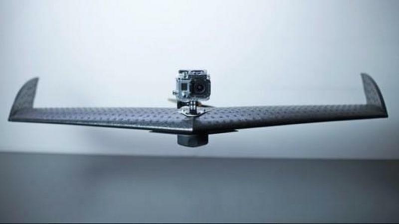 Bezzałogowy dron do robienia zdjęć