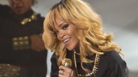 Seksowna Rihanna zaskakuje na trasie