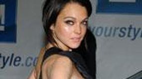 Lindsay Lohan jako gwiazda porno