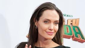 Przerażająco chuda Angelina Jolie
