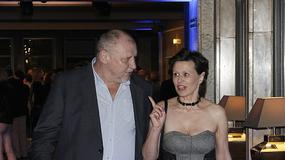 Andrzej Grabowski i Anita Kruszewska w bardzo odważnym dekolcie