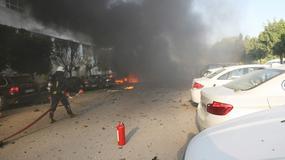 Turcja: wybuch w centrum handlowym w Antalya