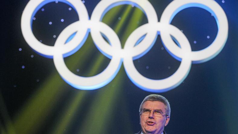 A Thomas Bach vezette NOB dönt a játékok színhelyéről /Fotó: AFP