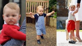 Książę Jerzy ma już dwa latka. Zobaczmy, jak się zmienił