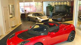 Tesla otworzyła swój pierwszy europejski salon w Londynie