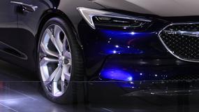 Buick Avista Concept - 400-konny koncept (Detroit 2016)