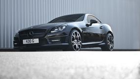 Mercedes SLK przyprawiony przez AMG, Brabusa i Project Kahn