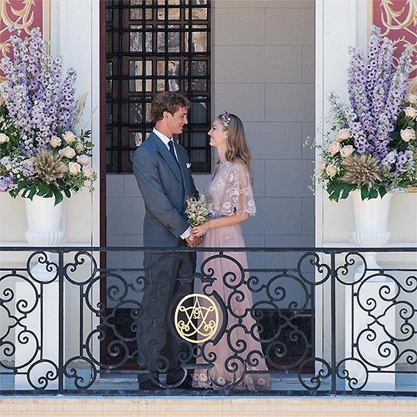 ślub beatrice borromeo i pierre casiraghi
