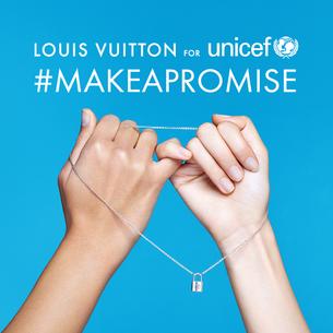 Louis Vuitton wspiera UNICEF