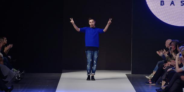 Łukasz Jemioł Basic  na 11-tej edycji Fashionphilosophy Fashion Week Poland
