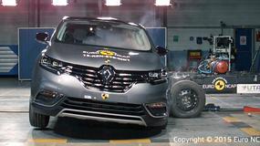 EuroNCAP: czy Renault Espace jest bezpieczne?