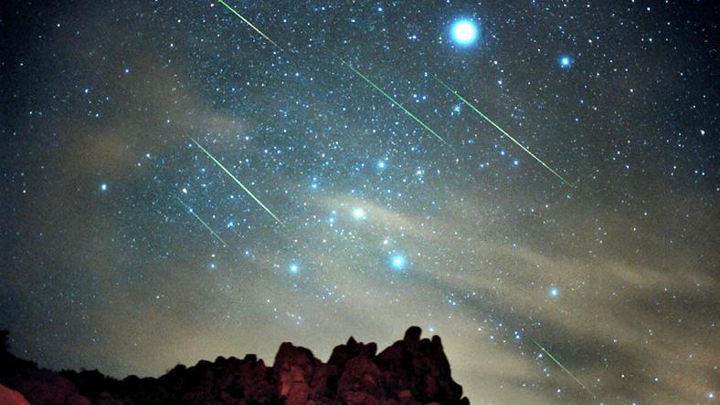 Ilyen meteoritesőt jeleztek Új-Zéland felett /Fotó: Northfoto