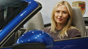 Maria Szarapowa ambasadorem Porsche