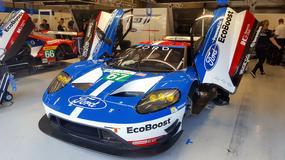 Nowy Ford GT powraca na tor wyścigowy