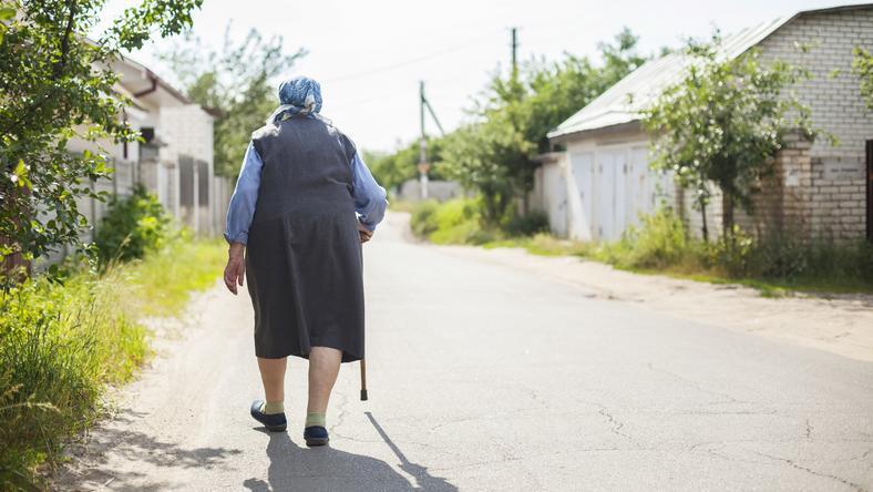 Az asszonyt jelenleg egy biztonságos helyen ápolják. /Fotó: Shutterstock (illusztráció)