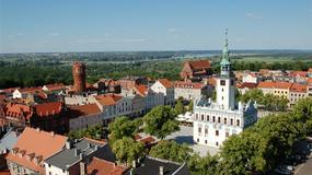 Chełmno - miasto zakochanych i zabytków