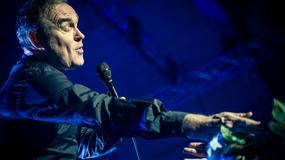 Koncert Morrisseya w Krakowie. Teatr jednego aktora [relacja, zdjęcia]