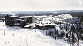W Laponii powstaje hotel ze stokiem narciarskim na dachu