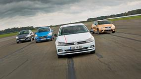 Nowy Volkswagen Polo kontra Ford Fiesta, Opel Corsa i Seat Ibiza