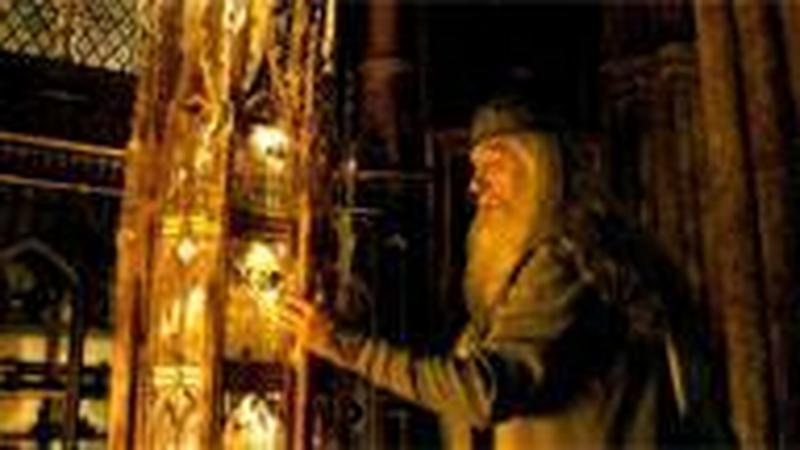 """Kadr z filmu """"Harry Potter i Książę Półkrwi"""" / © 2008 Warner Bros. Ent. Harry Potter Publishing Rights © J.K.R."""