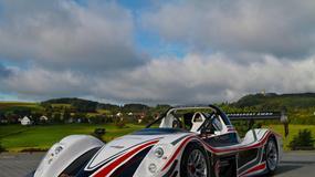Najszybsze auto elektryczne na Nurburgringu