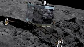 Rosetta - misja lądowania na komecie