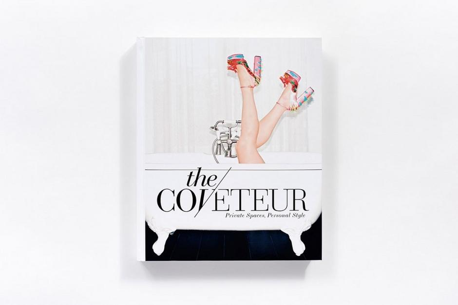 Album fotograficzny The Coveteur: Private Spaces, Personal Style