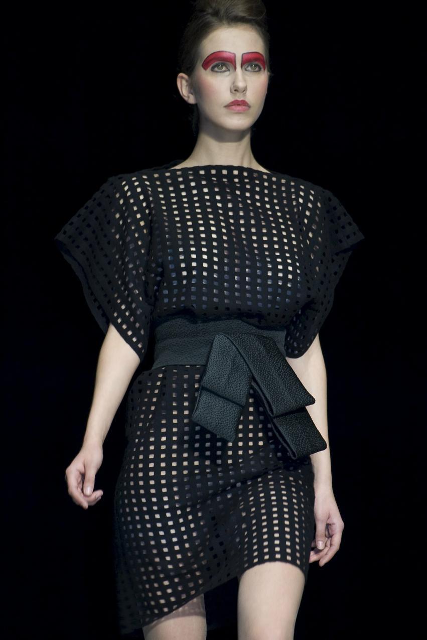 Miguel Vieira na Fashion Week w Łodzi / materiały organizatora