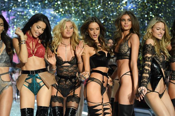 Oto najpopularniejsze Aniołki Victoria's Secret