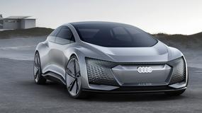 Audi Aicon: auto bez kierownicy – czy to ma sens?