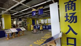 Chińska podróbka sklepu IKEA