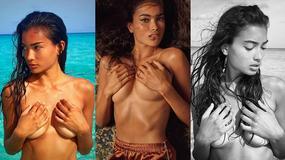"""Młodziutka modelka na okładce """"Playboya"""". Perfekcyjne ciało!"""