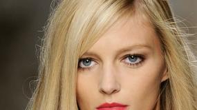 Anja Rubik prezentuje najmodniejsze fryzury