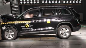 Testy Euro NCAP: Kodiaq i Countryman na piątkę, Micra na czwórkę, a Swift na trójkę