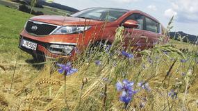 Na wesoło i beztrosko - Test 100 tys. km – Kia Sportage 2.0 CRDi AWD