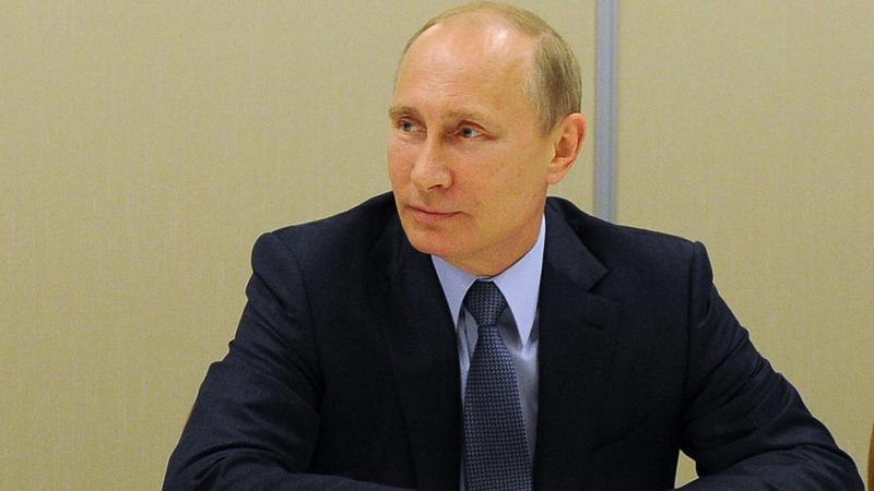 """Władimir Putin, zdaniem autorów listu, odgrywa """"pozytywną rolę"""" w wydarzeniach na Ukrainie"""