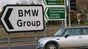 Trzy cylindry w BMW z przednim napędem